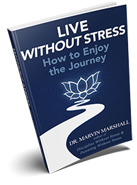 Live without stress - Coming soon to Kindle
