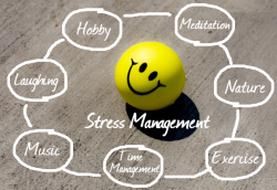 words and stress management