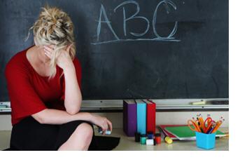 Stress Reduction for Teachers