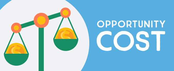 stress and opportunity costs
