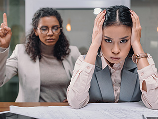 Workplace Competition and Stress