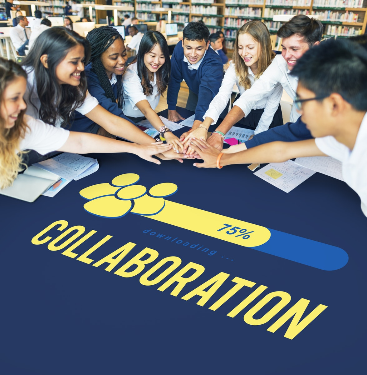 Focus on Collaboration to Help Students Succeed