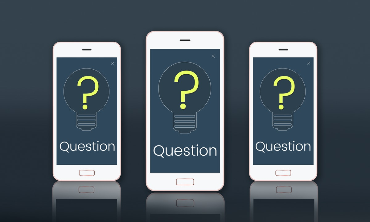 Ask Questions to Solve Problems